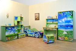 Детская мебель в Краснослободске